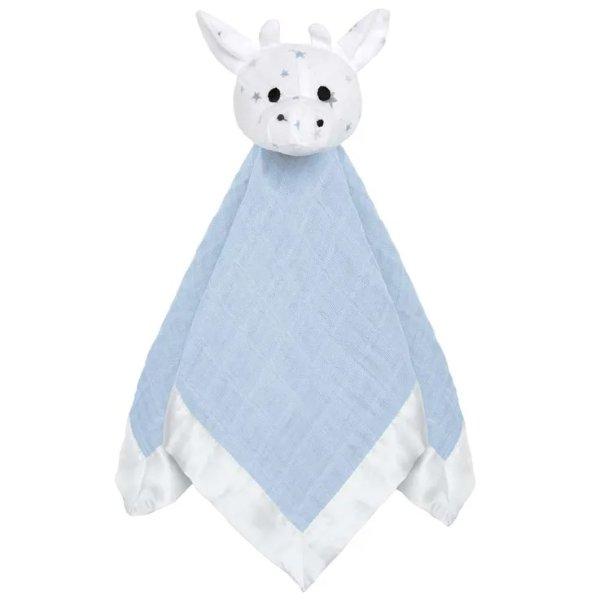 玩偶口水巾