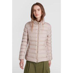 WoolrichEllis padded jacket Noisette