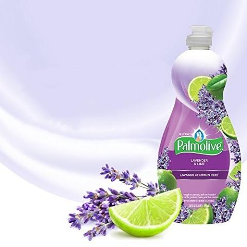 低至$1.77  多容量多香型Palmolive 超强洁净洗洁精  去油去污不伤手