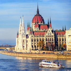 低至55折 不一样的波西米亚风情布达佩斯游轮自由行 人均£89起含机票住宿早餐
