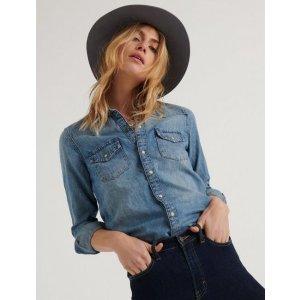 Lucky Brand Jeans女士衬衫