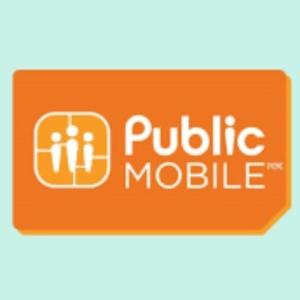 $6.95(原价$10)Public Mobile 手机SIM卡特价 无合约计划低至$13/月