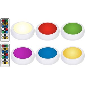 Brilliant Evolution多彩LED灯 6支装