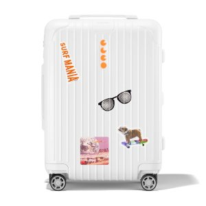 RIMOWA x Garrett Leight Luggage Sticker Set | RIMOWA