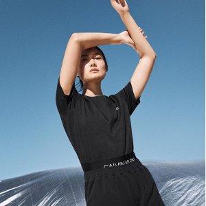 $12起 收中美差价王Calvin Klein 精选时尚女装特卖
