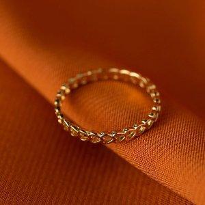 Aurate New York爱心戒指