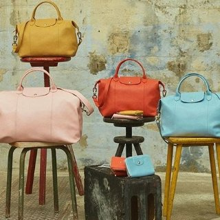 最高直减$200 入超实用经典款即将截止:Longchamp 珑骧包包热卖 入高圆圆款小羊皮包