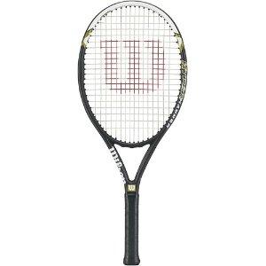 Wilson Sports Hyper Hammer 5.3 Strung Tennis Racket - WRT58610U-3byWilson