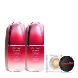 ShiseidoUltimune Duo + Free AuraDew Gold (A $245 Value) | SHISEIDO