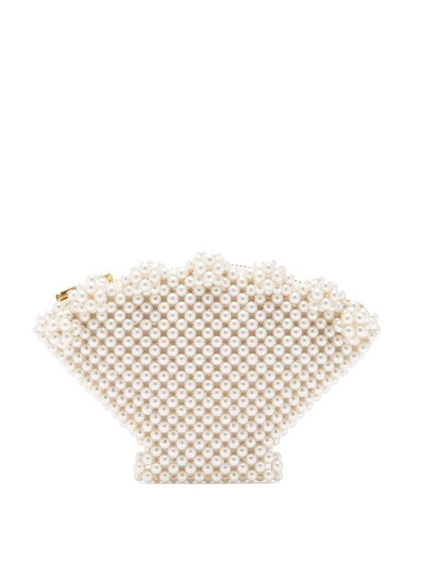 珍珠贝壳包