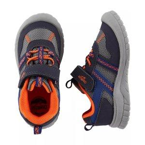OshkoshOshKosh Bump Toe Athletic Sneakers