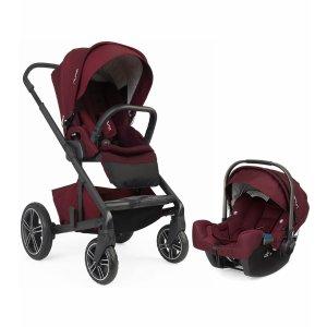 6.2折起+无税 热门款Mixx2立减$120黒五价:Nuna 荷兰高品质童车、安全座椅、婴儿摇椅产品特卖