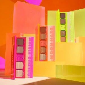 ColourpopNeutrals + Neon - 眼影