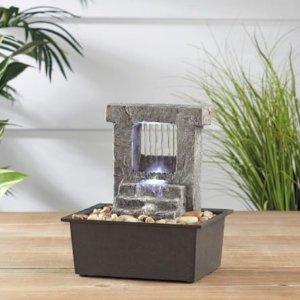 $5.99起Ashland 桌面室内装饰喷泉清仓大促 多款可选