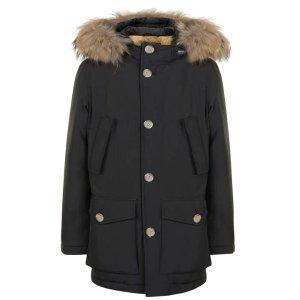 低至5折 £218收封面Woolrich羽绒服Flannels 宝藏大童折扣区上线 巴宝莉、Woolrich、Mackage