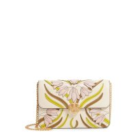 Tory Burch Chelsea Floral Applique 链条包