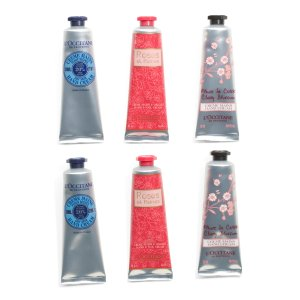 Made In France 6pc Lovelier Hand Creams Kit