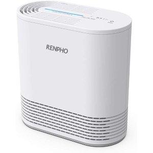 RENPHO折扣码:WDB2D9IYHEPA 空气净化器 中小房间