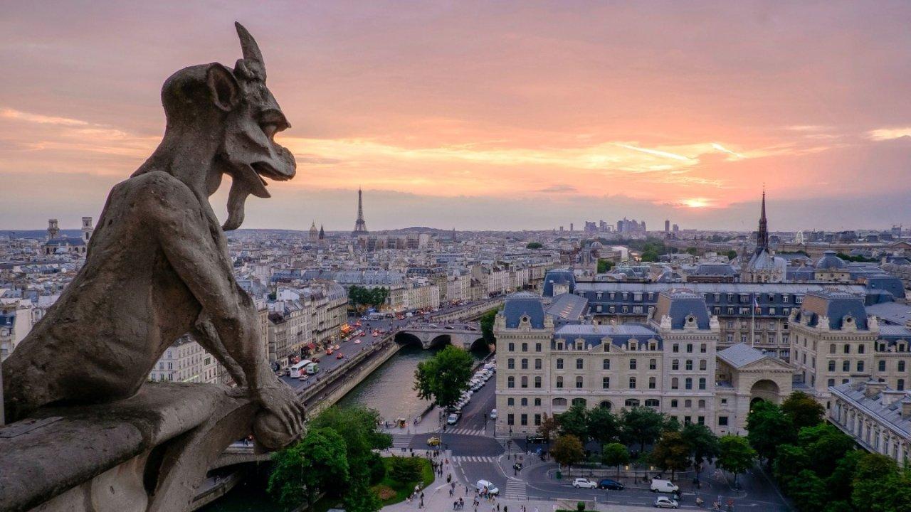 收藏!巴黎春日街拍好去处!这些地方最容易拍出好看的照片!