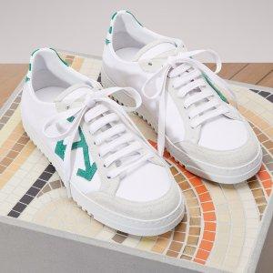 售价£450 告别大众款上新:24 SÈVRES 独家款Off-White绿纹运动鞋上市热卖