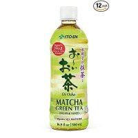 伊藤园 有机无糖原味绿茶 16.9oz. 12瓶