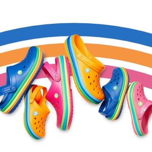 低至4折+第二双额外4折Crocs 加拿大官网精选鞋款 折上折热卖