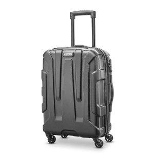 $74.99新秀丽Centric 可扩展万向轮硬壳行李箱 20寸 2色可选