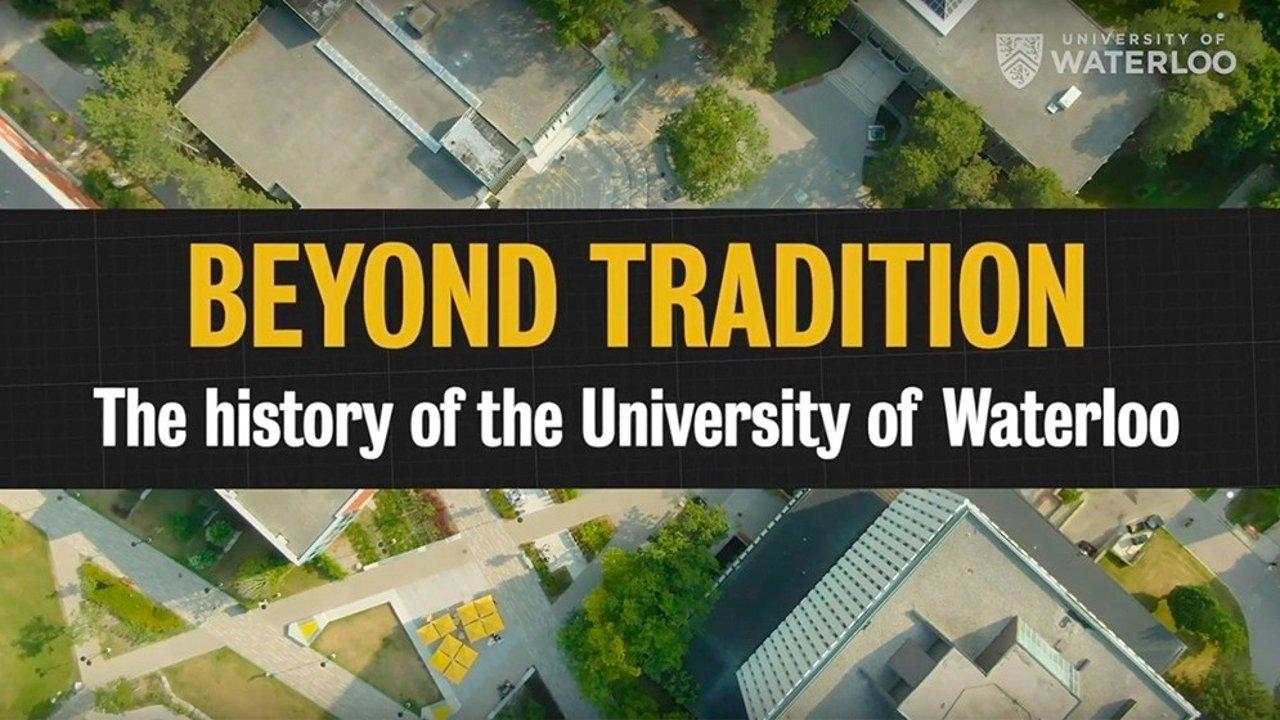 滑铁卢大学简介与最新排名|申请门槛、学费杂费一帖知晓