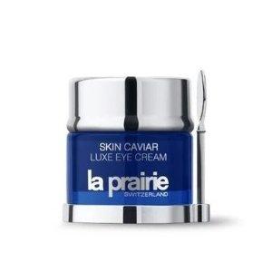 La Prairie鱼子酱眼霜