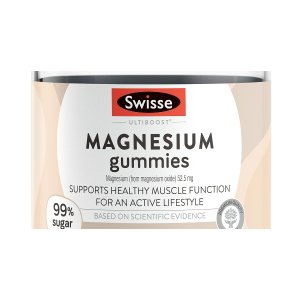 Swisse镁元素软糖