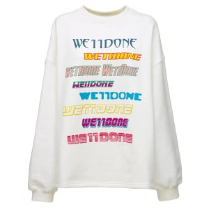 we11done卫衣