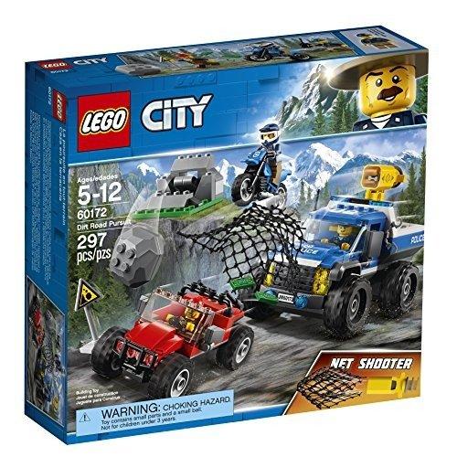 City 系列 山地追击 60172