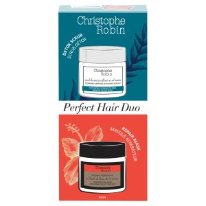 Christophe Robin25% off Buy 2+extra 10% offPerfect Hair Duo