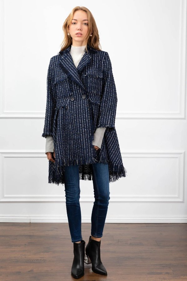 Antoinette Pea 大衣