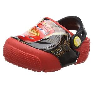 $8.99起+包邮 封面款$15.97Crocs 多款儿童洞洞鞋促销,收汽车总动员主题闪灯鞋