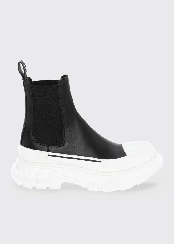 Chunky Bicolor 新款高帮鞋