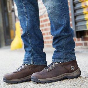10码 $97.29 (原价$130)Timberland Flume 男士防水登山鞋 阿岗昆枫叶季必备