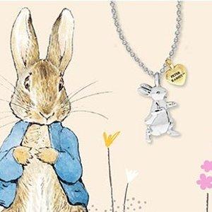 £49.99起Beatrix Potter 饰品热卖 英国流量彼得兔