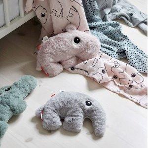 最低6折 £17收超萌小兔子The Hut 精选毛绒玩具热销 治愈系公仔伴你入眠