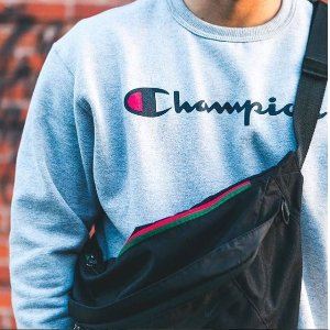 Up to 50% OffNew Arrivals Champion Apparels, Shoes, Backpacks, Hats