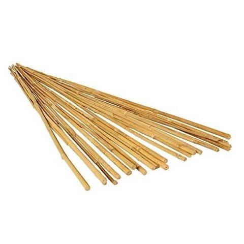 Hydrofarm HGBB4 4' Natural, Pack of 25 Bamboo Stake