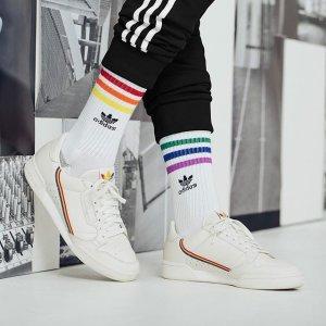 $8起+无门槛包邮adidas官网 Pride Month系列商品全新上架