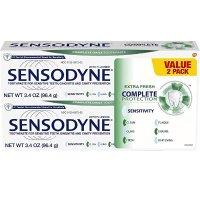 Sensodyne 抗敏感牙膏 3.4 oz 2支