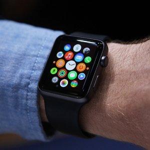 $149 收38mm版本史低价:Apple Watch Series1 铝合金表壳 两种尺寸 双色可选