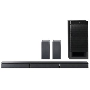 限时秒杀¥1183黑五价:索尼 HT-RT 3 5.1声道家庭影院系统