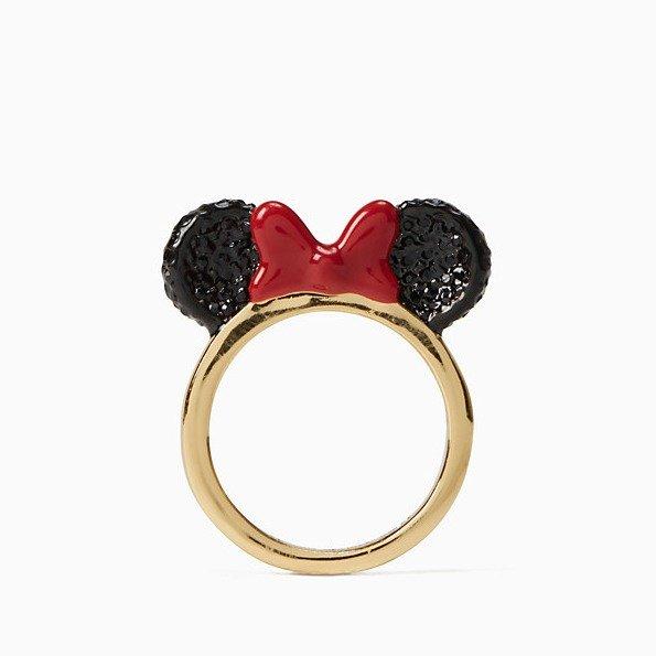 米妮头戒指