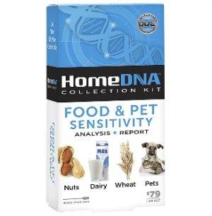 HomeDNA 过敏源测试