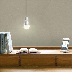 $10 (原价$19.99)TP-Link KB100 A19 等效50W 智能灯泡