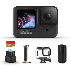 GoPro HERO9 Black 超值套装