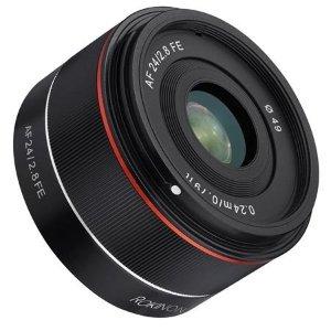 Rokinon24mm F2.8 Full Frame AF Sony-E卡口镜头